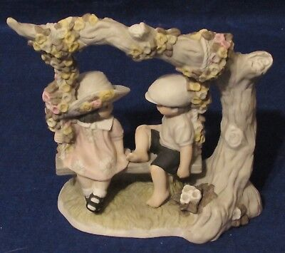 Limited Edition Kim Anderson's Love Opens All Doors Figurine