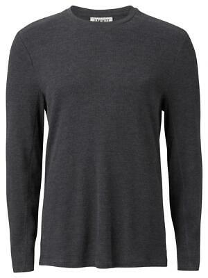 NEW Jeanswest Mens Carson Long Sleeve Waffle Crew Original
