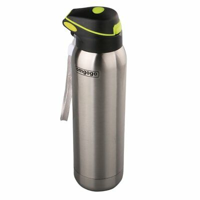 Omgogo Water Bottle,Stainless Steel Water Bottle,Double Wall Insulated,thermos