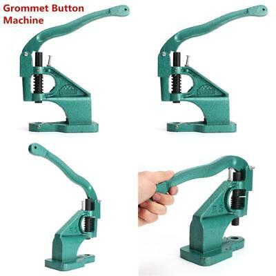 Hand Press Grommet Machine Tool Banner Heavy Duty Hole Punch Tool New US