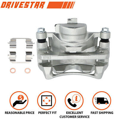 Premium Quality Completely NEW Front Pair Disc Brake Caliper for CL Honda Accord