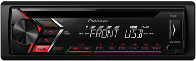 Pioneer deh-s100ub Car Radio USB CD Receiver, Vehicle with FRONT AUX-IN - NEW