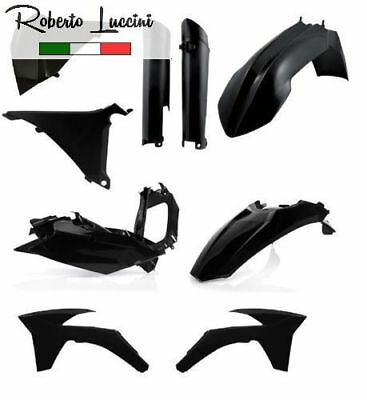 KTM Plastik Kit Satz FULL Komplett EXC; 2013 - 2013 ACERBIS Made in Italy