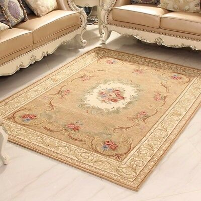 European area rug style home decor for living room,bedroom carpet look antique