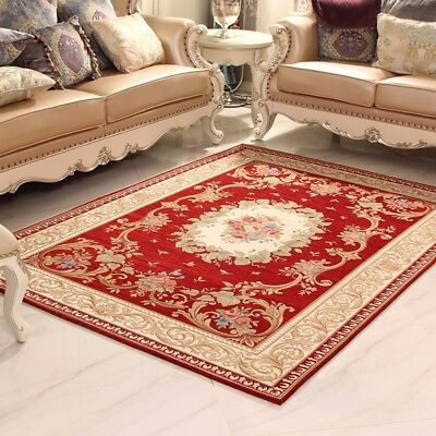 European carpet style home decor for living room,bedroom area rug look antique