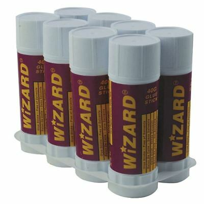 Glue Stick Large 40g WX10506, Solvent-free: safer to use [WX10506]