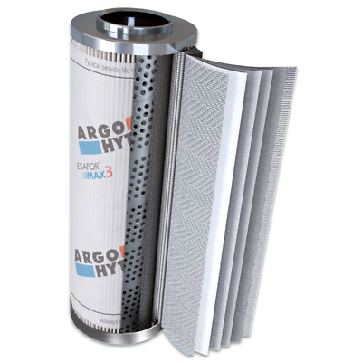 V3.0617-06 Argo Hytos Hydraulik Filterelement EXAPOR®MAX 2 in-line filter