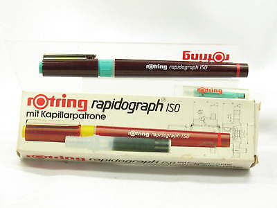 Rotring Rapidograph Iso 1,4 mm Tuschefüller