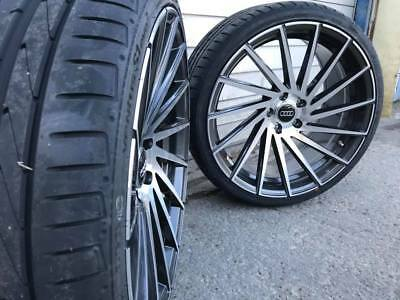 9,5 x 20 Zoll UA9 Sommer 255-30r20 ET30 Concave für Audi A5 S5 Cabrio CLS W218