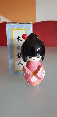 Kokeshi Puppe, Japan, Holz Puppe ,  Doll ca. 13 cm