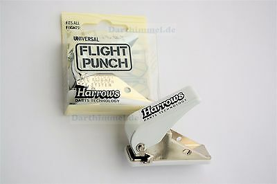 Dart Harrows Flight Locher Punch Stanze Slot Look Dartpfeile * NEU *