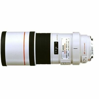 USED Canon EF 300mm f/4 L IS USM Lens Excellent FREESHIPPING