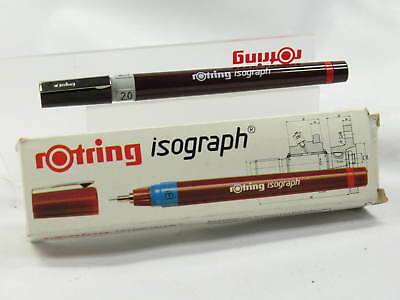 Rotring Isograph 2,00 mm Tuschefüller