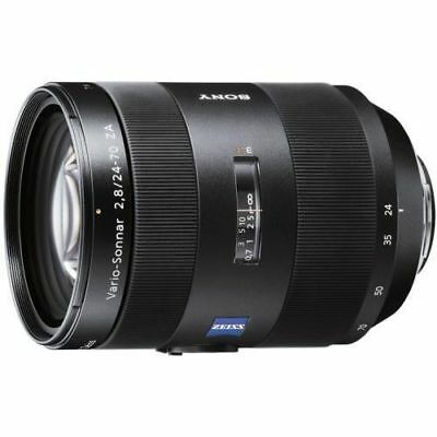 USED Sony Vario Sonnar T 24 -70mm f/2.8 ZA SSM SAL2470Z  Excellent FREE SHIPPING
