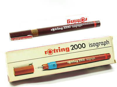 Rotring 2000 Isograph 0,50 mm Tuschefüller