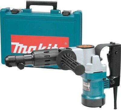 Makita 3/4 in. Demolition Hammer Drill 8.3 Amp Hex Corded 11 lb Tool Case Wrench