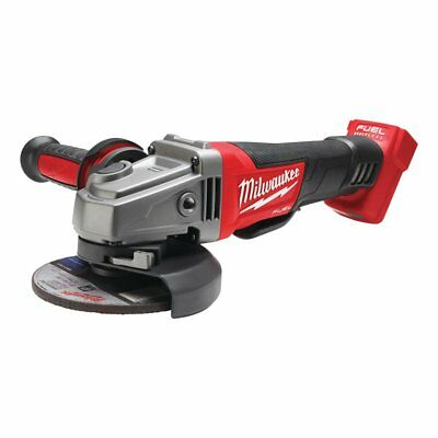 Milwaukee M18 CAG125XPD FUEL™ cordless angle grinder,Without Battery, 4933447605