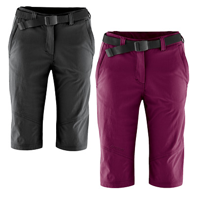 Maier Sports Lawa - Damen Funktions Bermuda - Outdoorhose - Wanderhose - 230002