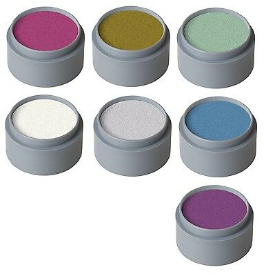 GRIMAS FACE PAINTS ** PEARL WATER MAKE UP ** 15ml Pots SPECIAL OFFER STOCK