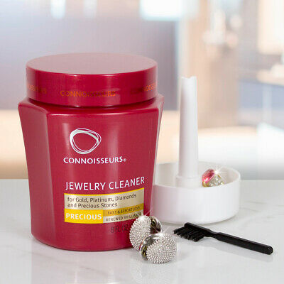 Connoisseurs Jewel Sparkle Gold, Diamond, (Town Talk) Precious Jewellery Cleaner