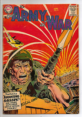 Our Army at War #73 (1958) RARE