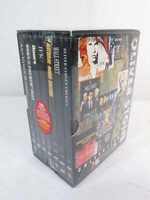 oliver stone dvd colection  any reasonable offer accepted
