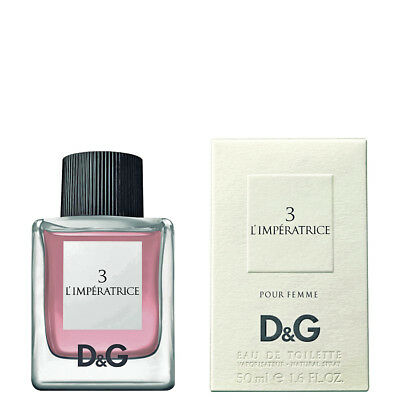 Dolce Gabbana L Imperatrice eau de toilette 50 ml spray