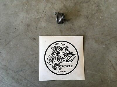 1977 Honda Hondamatic Cb 750 Shift Arm Stopper Spring