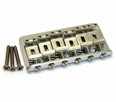 006-0068-000 Fender 60s Mexican Classic Hardtail Bridge for Stratocaster/Strat