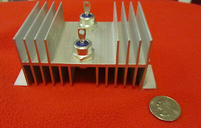Blocking Diode & Heat Sink Dual 40 Amp For Solar Panels, Wind Turbine