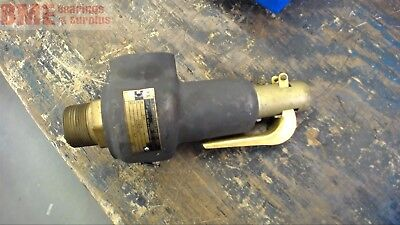 "Consolidated Safety Relief Valve Type 1543G, 1 1/4"", 125 Psi"