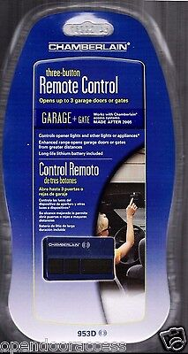 953D CHAMBERLAIN LiftMaster SEAR GARAGE REMOTE 373LM 956D 370LM 371LM 372LM 950D