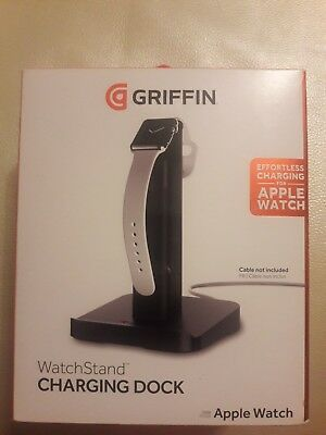 Griffin Watchstand Charging Dock For Apple Watch