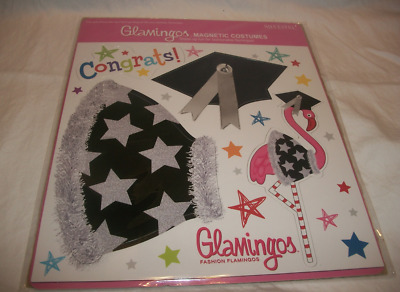 Glamingo Graduation Costume for 15' Pink Flamingo