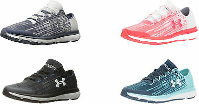 reputable site db150 7a138 UNDER ARMOUR WOMEN'S Speedform Velociti Graphic Shoes, 4 Colors