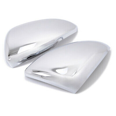 For Chevrolet Cruze 2017 2018 Chrome Side Door Rearview Mirror Cover Trim
