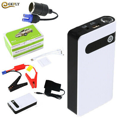 Portable 20000mAh Car Jump Starter Engine Battery Charger LED Power Bank Booster