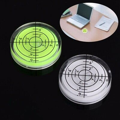 Bullseye Bubble Level Round Level Bubble Accessories For Measuring Instrument