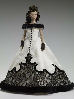 "TONNER Lost Honeymoon 16"" LE 100 Scarlett O'hara  Doll Gone with the Wind NIB!"