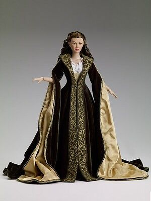 Tonner Scarlett O'hara Dressing Gown Doll, Gone With Wind 16""