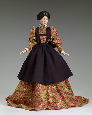 "TONNER  SCARLETT O'HARA  Gone With The Wind Doll "" I'LL NEVER BE HUNGRY AGAIN """