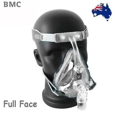 2018 New BMC FM1 Nasal Mask For CPAP Snoring Gel Material Sleep/Snore S/ M/ L
