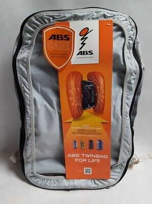 ABS Lawinenairbag Vario Base Unit S mit Cover silver