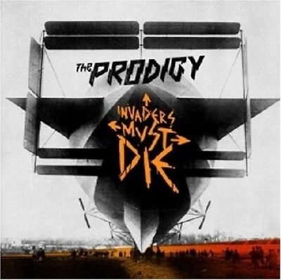 Invaders Must Die - Prodigy (2009, CD NEUF) 711297880120