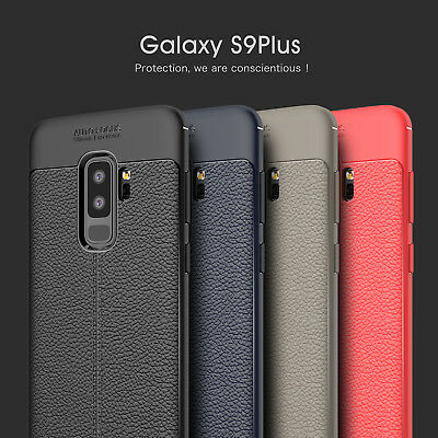 Fr Samsung Galaxy S9/S8 Plus Note 8 Case Genuine Shockproof TPU Cover Heavy Duty