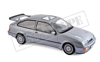 1 Ford Sierra 1986 Rs Cosworth 18 182770 Neu Metallic Grau Norev bY6yvf7g