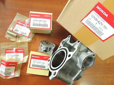 Honda PCX150 Cylinder Original + piston set New 12100-KZY-701 + 13101-KZY-700