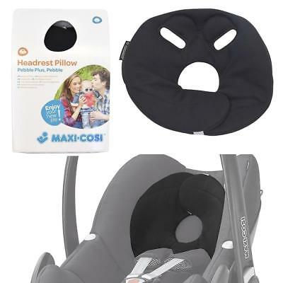 Maxi Cosi Newborn Baby Headrest Support Pillow For Pebble & Pebble Plus Car Seat