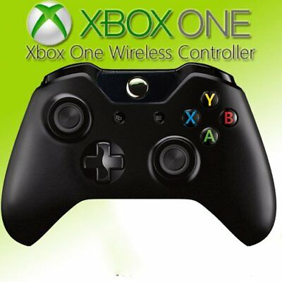 New Black Wireless Controller Joypad Gamepad for Mircosoft Xbox one Xboxone KEB1