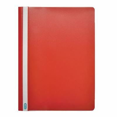 Elba A4 Red Report File (Pack of 50) 400055034 [DB257303]